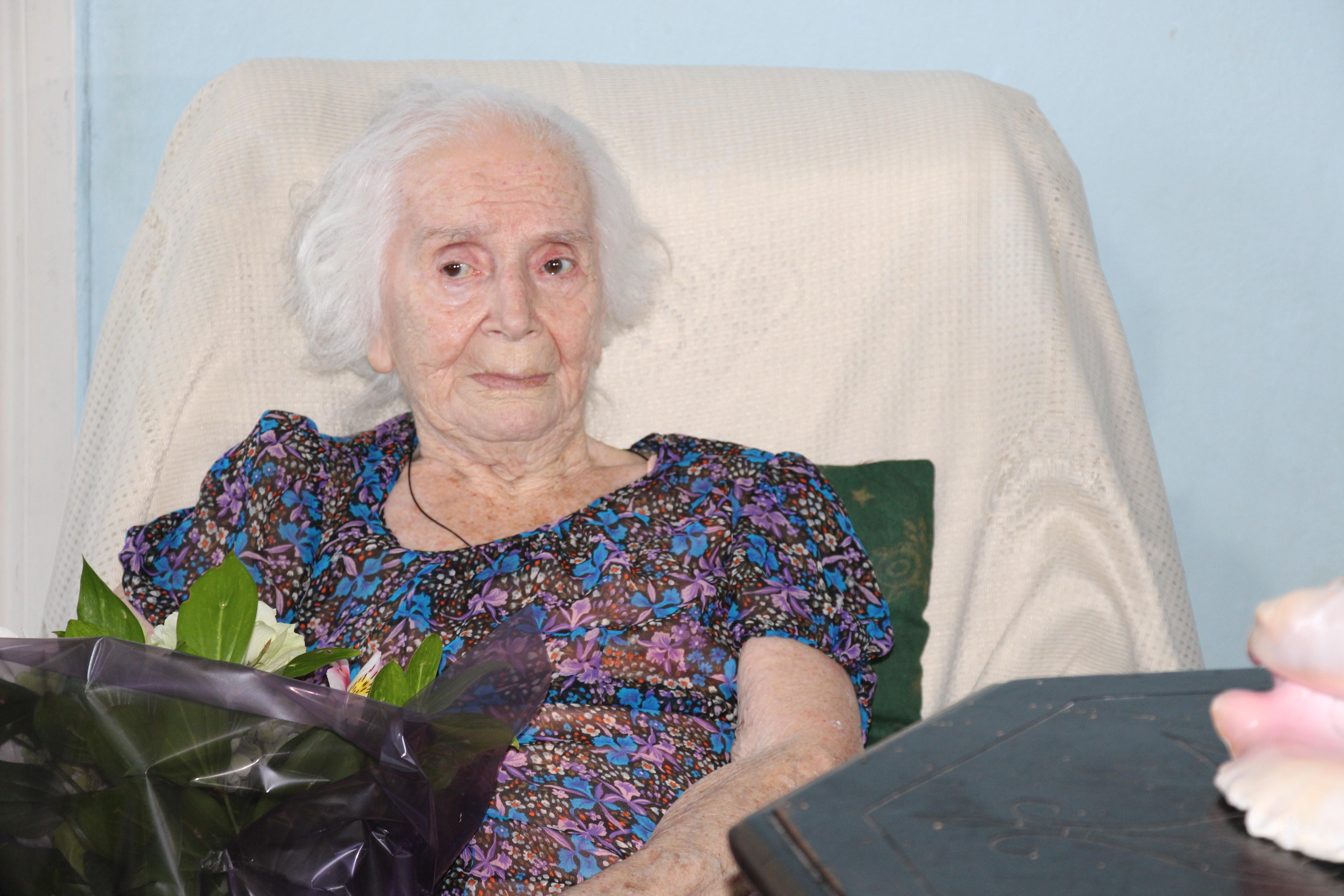 მერი_გიგინეიშვილი_–_100_წლის