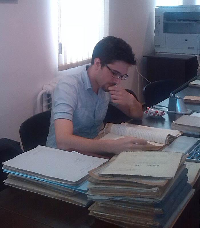 1 ეთენ პიერო, ფრანგი მკვლევარი
