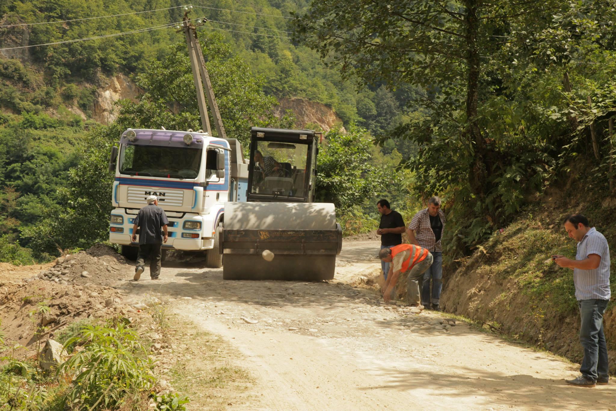 აჭარის მაღალმთიან სოფლებში შიდა სასოფლო გზების რეაბილიტაცია
