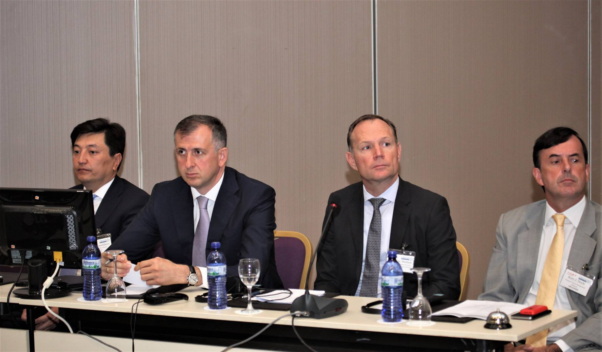 ბათუმში შავი ზღვის ნავსადგურებისა და გადაზიდვების მე-6 საერთაშორისო კონფერენცია გაიხსნა