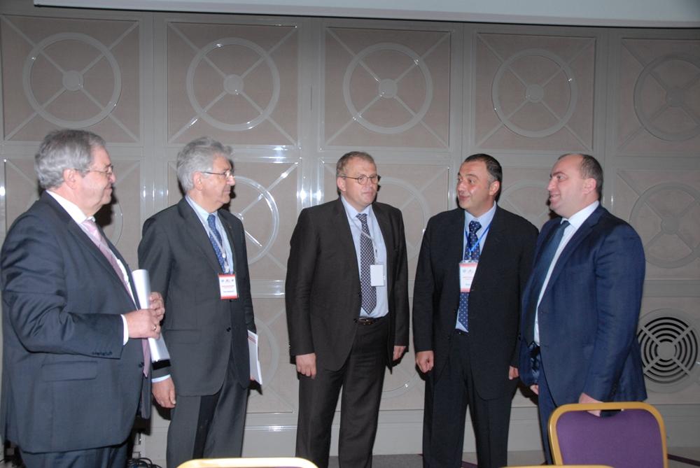 ევროპის ეკონომიკური სენატის კონგრესი ბათუმში