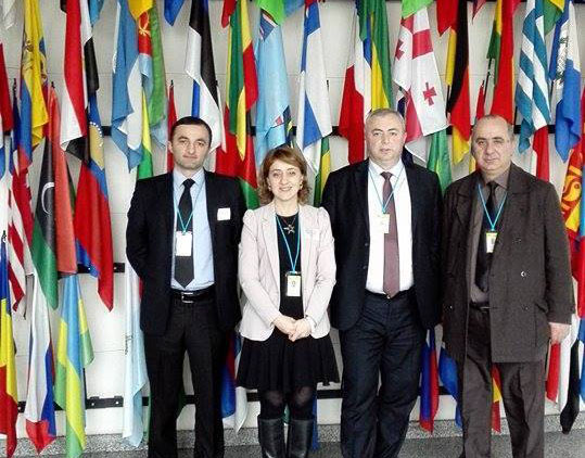 სამთავრობო დელეგაცია საერთაშორისო კონფერენციაში მონაწილეობდა