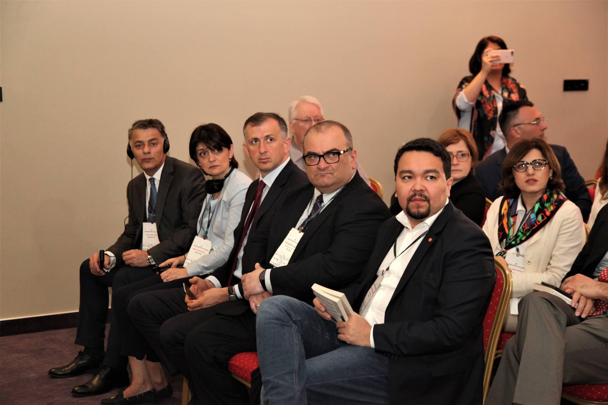 ბათუმში საერთაშორისო ბიზნეს ფორუმი (IBF) გაიხსნა