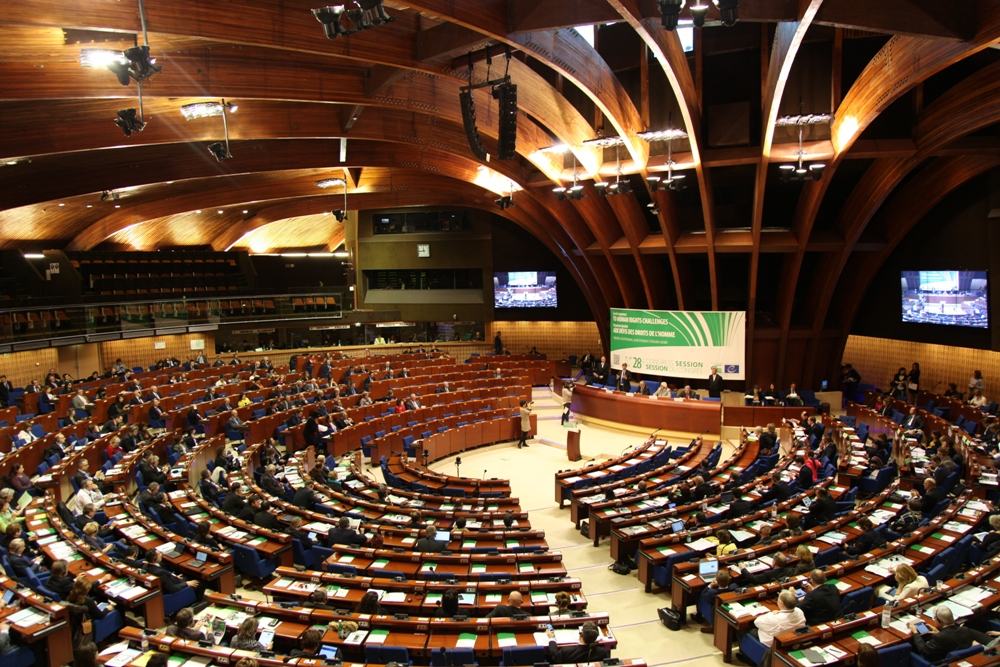 აჭარის ოფიციალური დელეგაცია ევროპის საბჭოში კონგრესს ესწრება