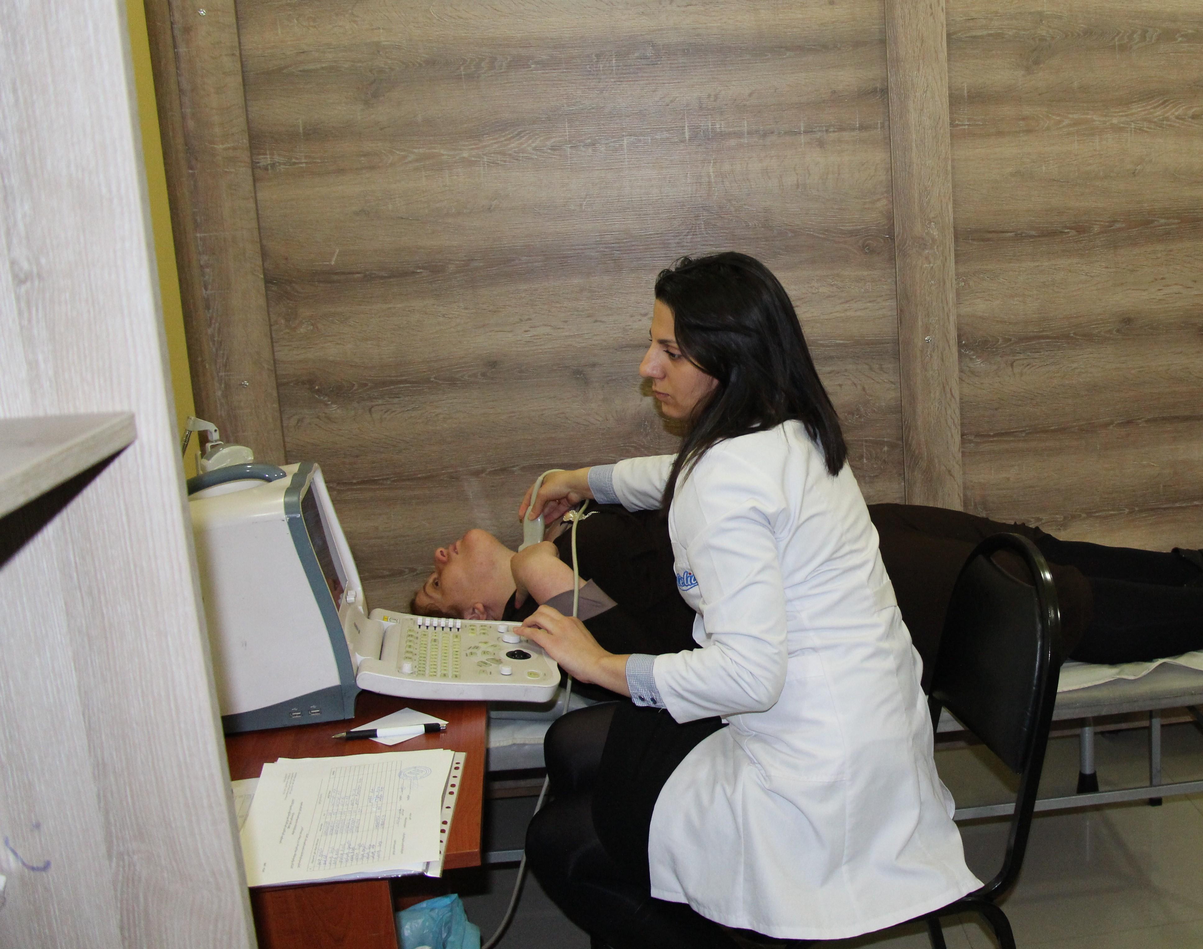 ორსულებში ფარისებრი ჯირკვლის უფასო სკრინინგი იწყება